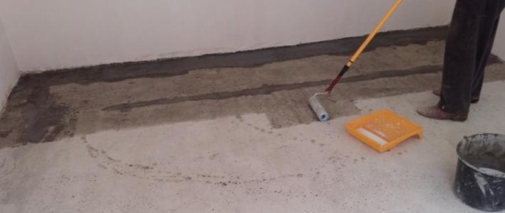 Укрепляющая пропитка для бетона